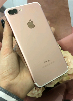 iPhone 7 Plus 128GB Rose Gold - 410$