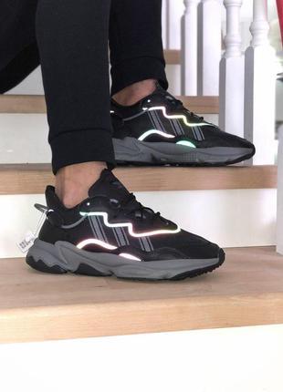 Шикарные мужские кроссовки adidas ozweego 😍 (весна/ лето/ осень)