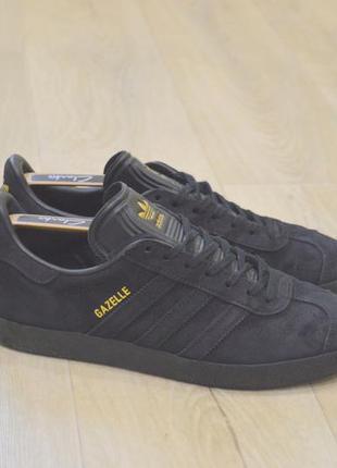 Adidas gazelle мужские кроссовки кожа оригинал