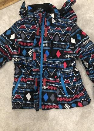 Куртка женская зимняя горнолыжная