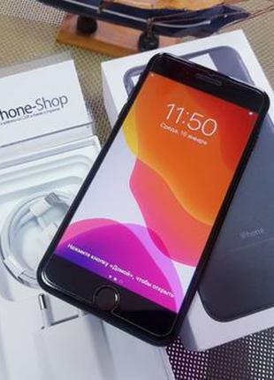 Apple iPhone 7 PLUS 32Gb. Black ( neverlock ) магазин iPhoneShop