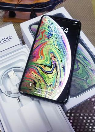 Apple iPhone XS Max 64Gb. Space Gray ( neverlock ) магазин iPh...