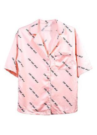 Пижамная рубашка
