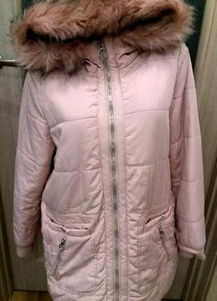 Зимняя куртка 52-54 размер