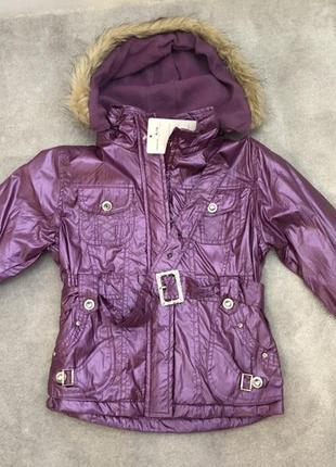 Куртка на девочку (размер 14,15,16,17)