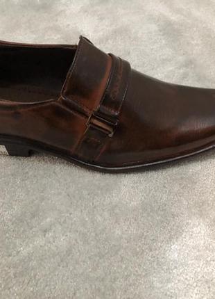 Туфли на мальчика (размер 33,34,35,36,38)