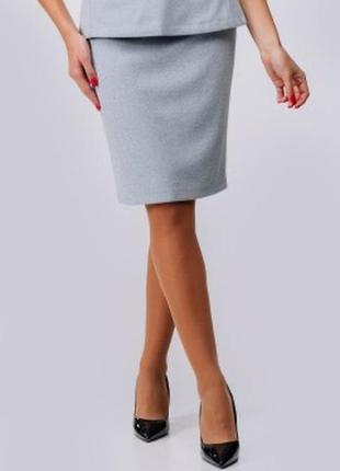 Распродажа! офисная классическая юбка-карандаш. размер м
