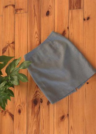 Классическая юбочка юбка-карандаш. размер м. 🔻🔻🔻