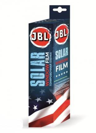 "Пленка тонировочная 75*300 ""JBL"" Super Dark Black"