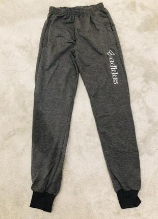 Спортивные штаны мужские трикотаж adidas