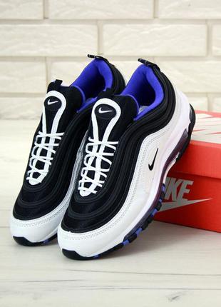 👟 мужские кроссовки nike air max 97 👟 (арт. 12007)