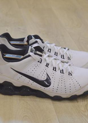 Nike reax мужские кроссовки оригинал белые