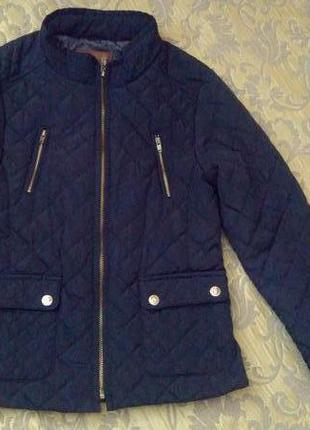 Курточка zara на 9-10 лет