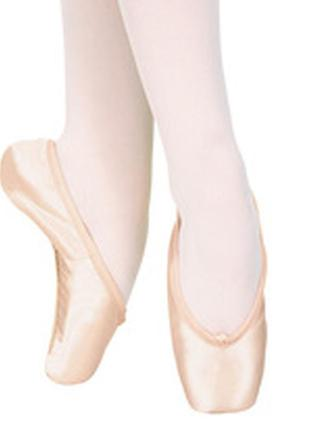 Французские пуанты,балет repetto gamba размер 1.5,полнота средняя