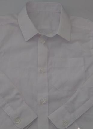 Рубашка f&f на 7-8 лет