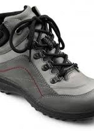 Водонепроницаемые ботинки hotter на шнуровке 36 р.