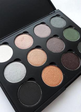 Палитра теней fallcolors eyeshadow palette