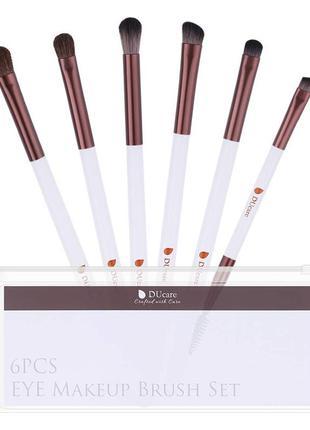 Набор кистей для макияжа ducare 6