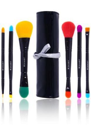 Набор кистей для макияжа shany luna 6 pc