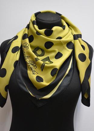 Шёлковый женский платочек