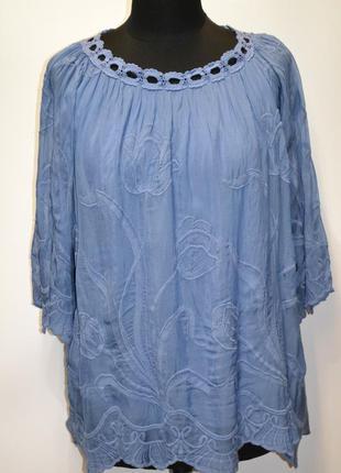 Женская итальянская блузка