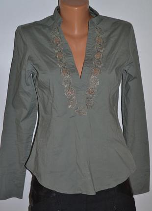 Женская блузка с рукавом