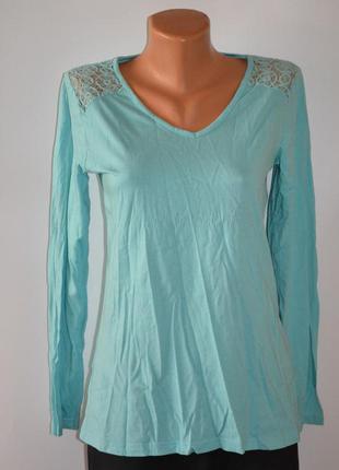 Женская футболка с ажуром