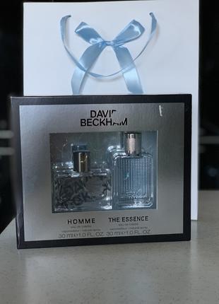 Подарочный набор David Beckham для мужчин