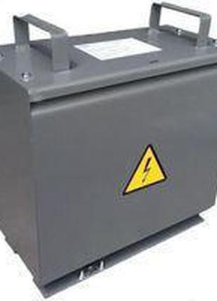 Трансформатор 3-фазный сухой защищённый в корпусе ТСЗ 2,5 220/...