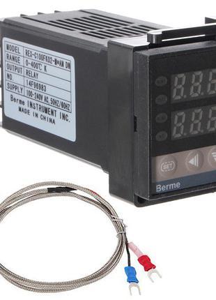 ПИД-терморегулятор REX-C100