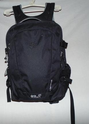 Рюкзак jack wolfskin j-pack de luxe black оригинал полный комп...