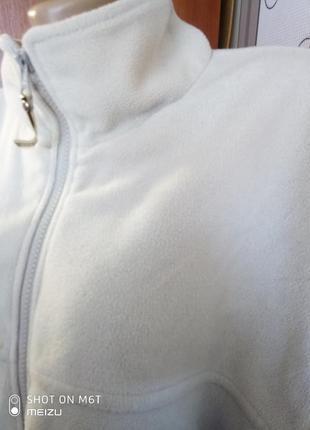 Флиска, флисовая кофта куртка на подкладке