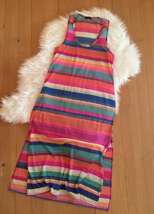 Пляжне плаття сарафан