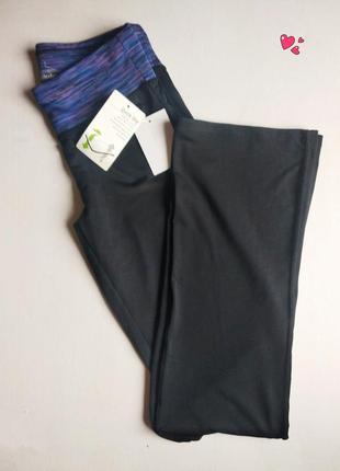 Ровные брюки c&a спортивные с контрастным поясом, одежда для ф...