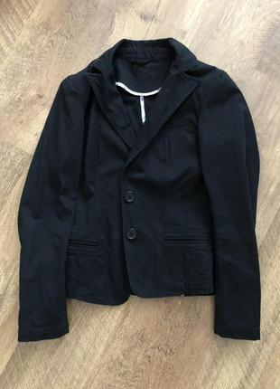 Жакет пиджак dorothy perkins черного цвета