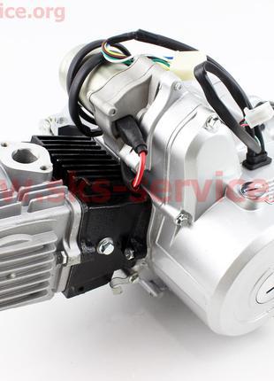 Двигатель Delta, Activ 110cc (МКПП 152FMH)