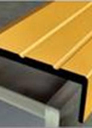 Порог для пола алюминиевый А019 - 1,8м