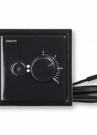 Терморегулятор с датчиком температуры пола ECOINTRO16FRSW