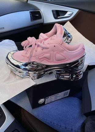 Эксклюзивные женские кроссовки adidas x raf simons ozweego 😍 (...
