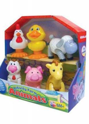 Развивающая игрушка Kiddieland Домашние животные (41244)