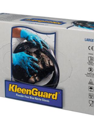 Нитриловые перчатки Kimberly Klark MR 4102 A002 Размер М 100 шт.