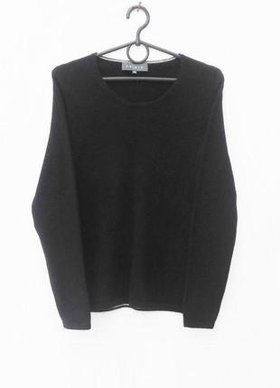 Осенний зимний 100% кашемировый свитер джемпер с длинным рукавом