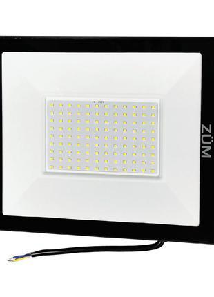 Прожектор светодиодный ZUM 100 6400K
