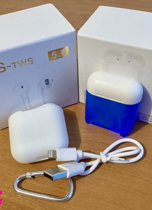 Беспроводные Bluetooth наушники HBQ I9S TWS V 5.0 Stereo White