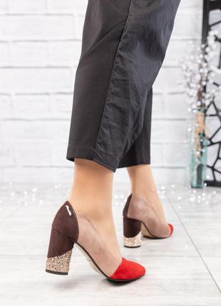 ❤ женские  туфли на каблуке ❤