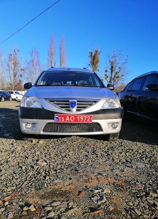 Dacia Logan 2011 Benzine 1.6