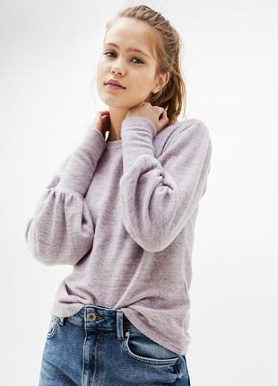 Фирменная кофта свитер bershka, размер l