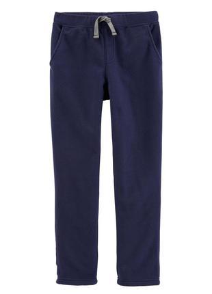 Флисовие брючки штани картерс 6т