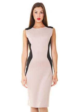 Платье oodji/ платье футляр/ трикотажное платье
