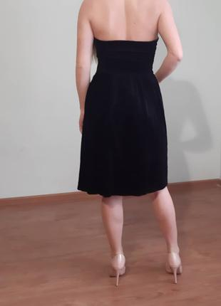 Ідеальне бархатне плаття